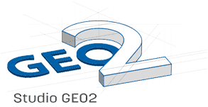 Studio Geometra GEO2 logo SmallPayOff